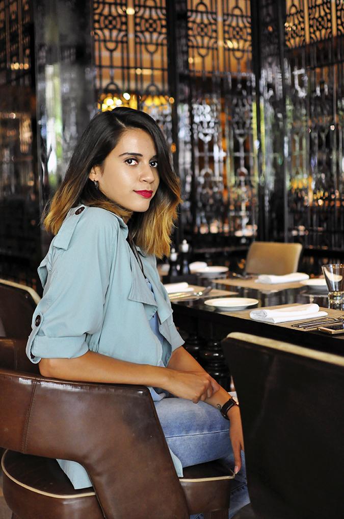 JW Marriott |Chef Vivek Bhatt | Akanksha Redhu | me sitting