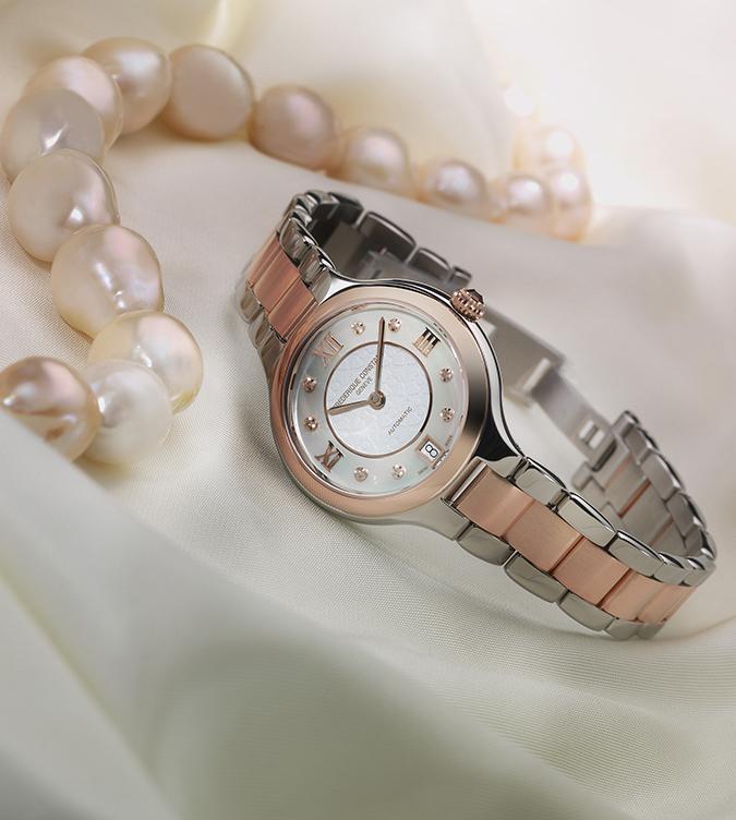Frédérique Constant | Akanksha Redhu | pearls