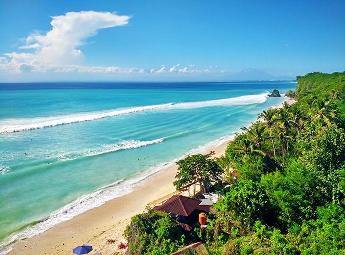 Padang Padang Beach   Bali   Akanksha Redhu   beach wide phone