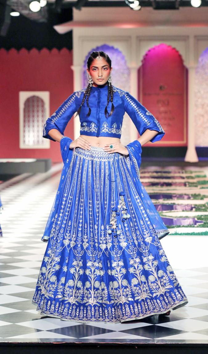 India Couture Week 2016 | Akanksha Redhu | And3
