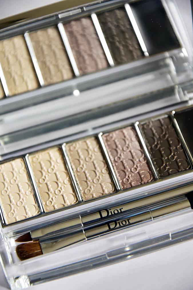 Dior Beauty India | Akanksha Redhu | eyeshadow brushes closeup long