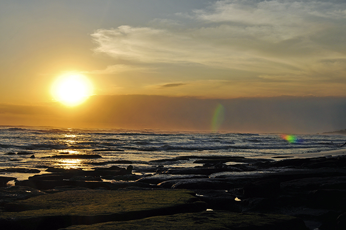 Kedungu Beach | Bali | Akanksha Redhu | sunset sun wide