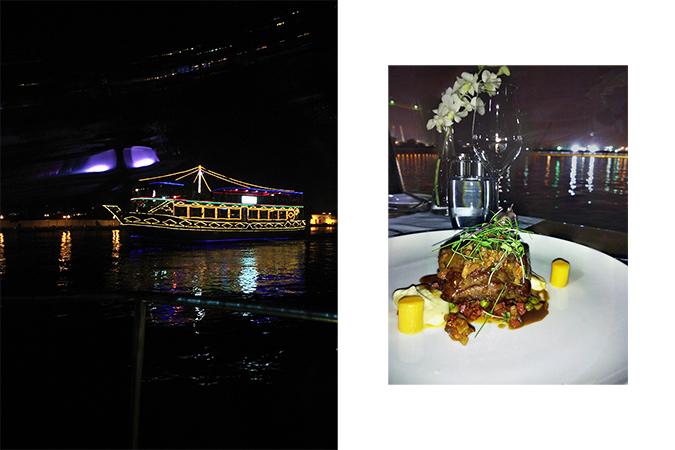 Emirates Holidays | Dubai | Akanksha Redhu | bateaux combo