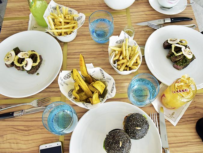 Emirates Holidays | Dubai | Akanksha Redhu | burj al arab scape lunch
