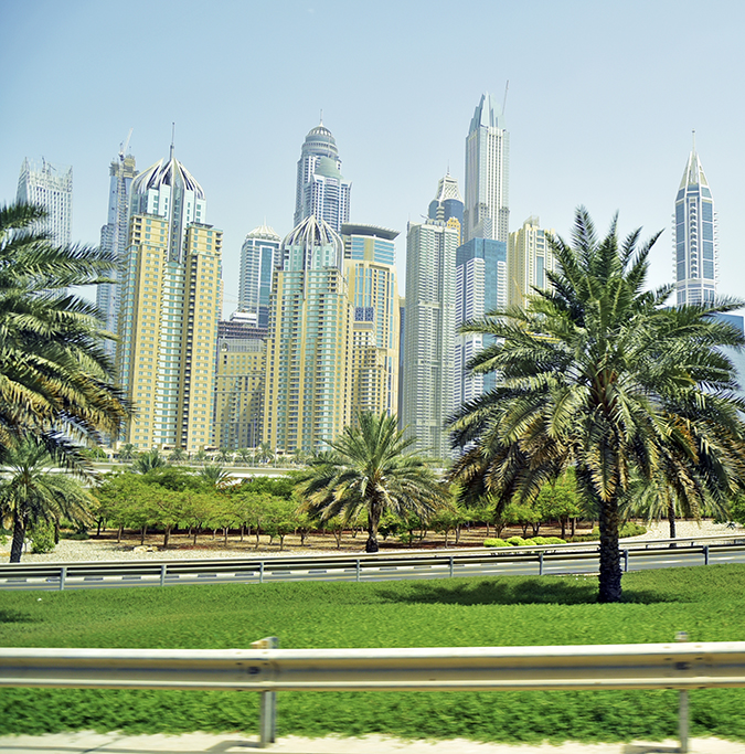 Emirates Holidays | Dubai | Akanksha Redhu | dubai view 2