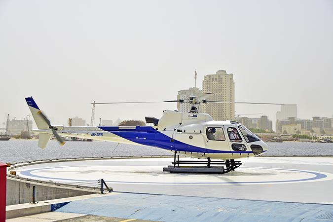 Emirates Holidays | Dubai | Akanksha Redhu | heli dubai helicopter