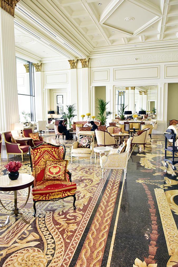 Emirates Holidays | Dubai | Akanksha Redhu | palazzo versace interiors