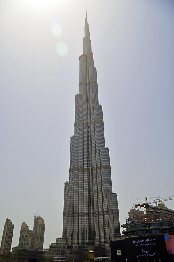 Burj Khalifa | Dubai | Akanksha Redhu | building