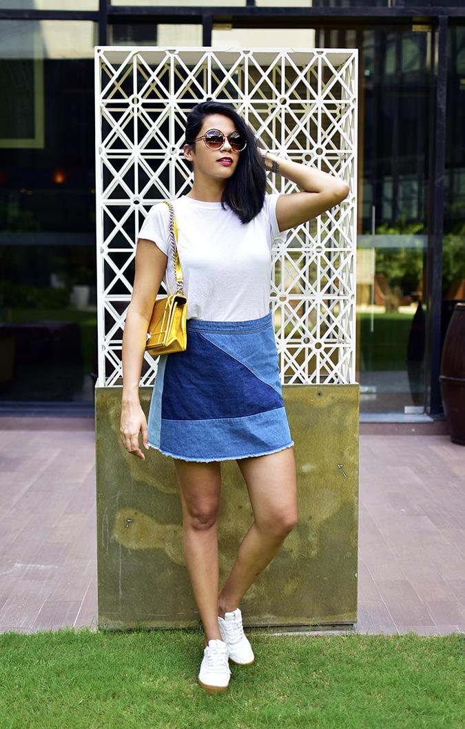 Dior | Akanksha Redhu | full front arm up