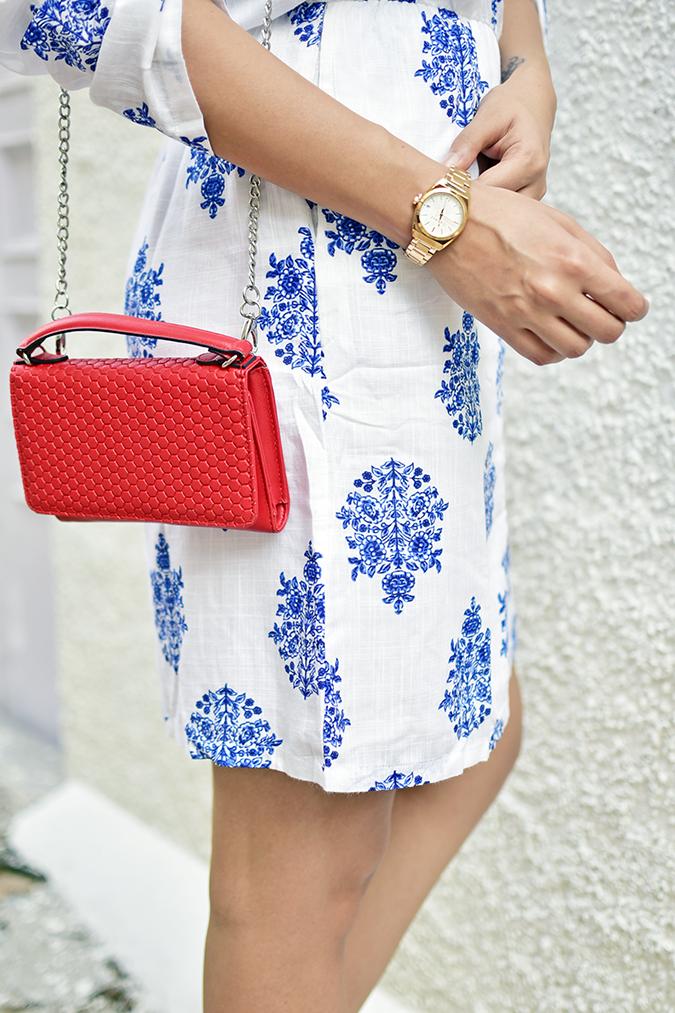 Amazon India | Akanksha Redhu | side bag watch fit