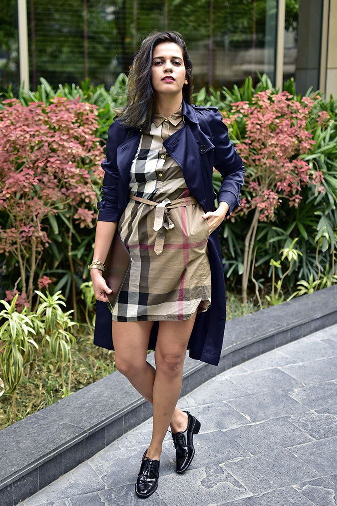 Reinvent Obsession | HP | Akanksha Redhu | full frnt burberry