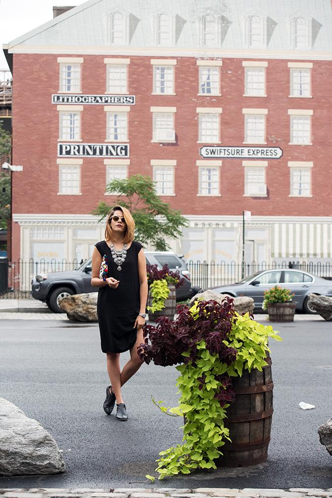 New York | Akanksha Redhu | full front dress