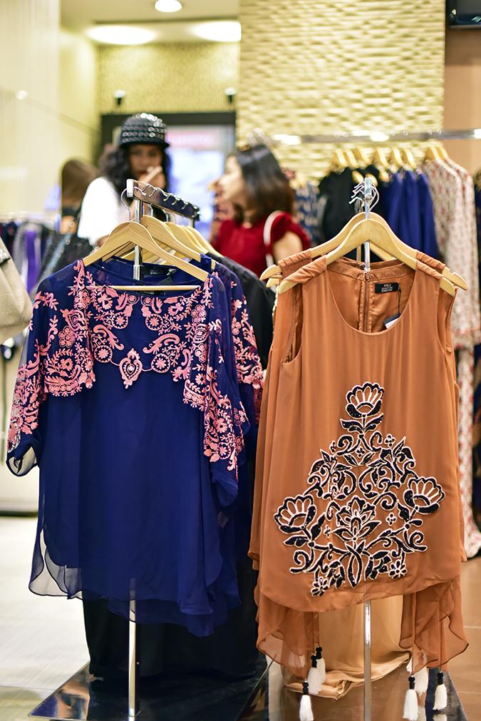 Wills Lifestyle AW16 | Akanksha Redhu | orange dress long