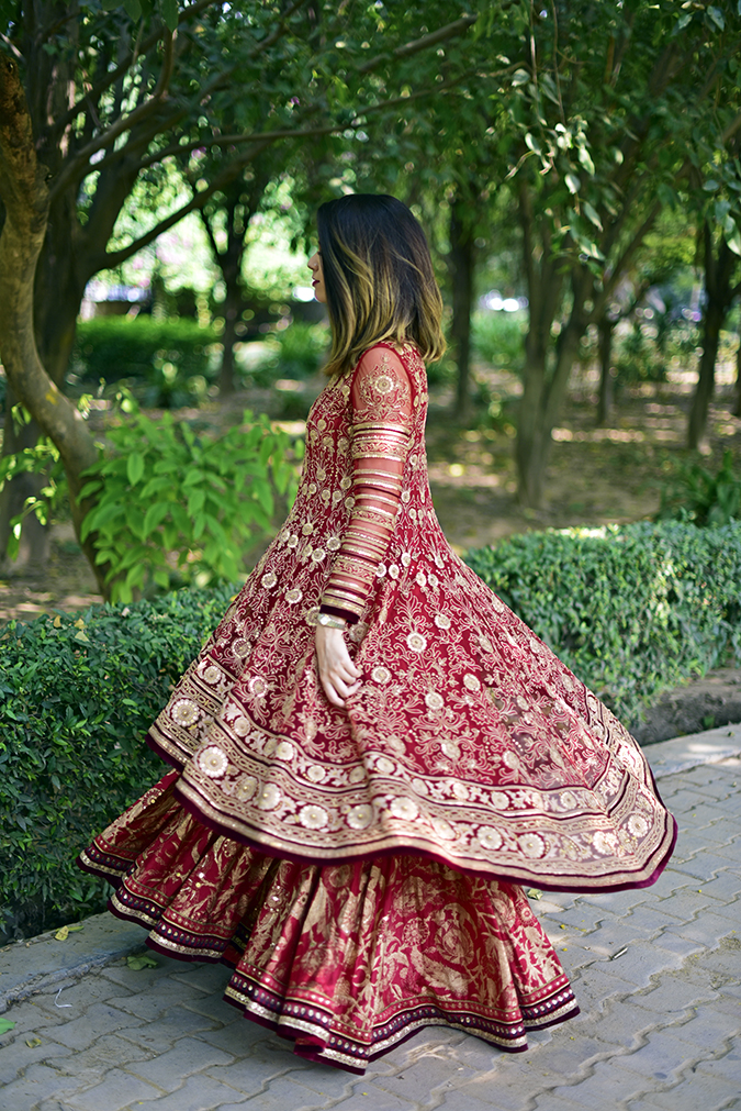 Tarun Tahiliani | Akanksha Redhu | twirl 1