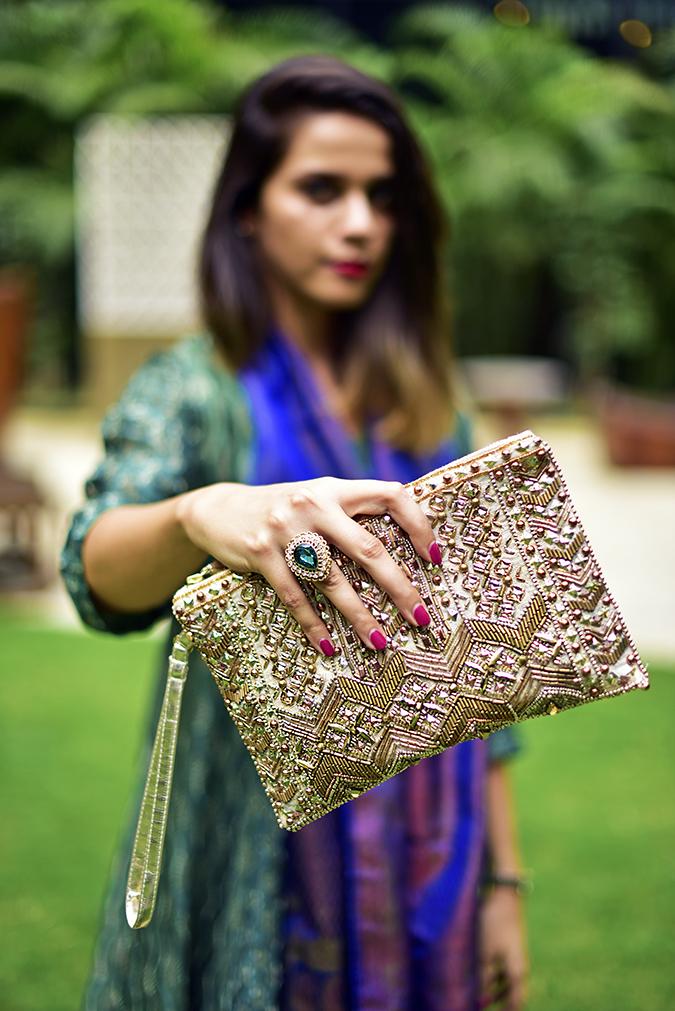 Amazon India Modern Festive | Akanksha Redhu | clutch focus