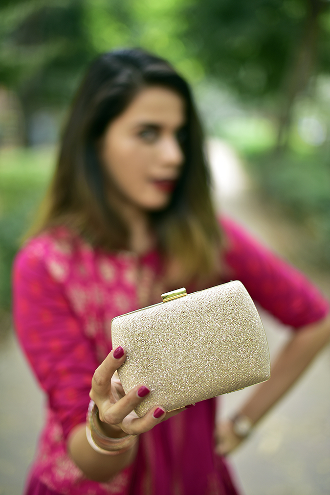 Max Fashion Festive Collection | Akanksha Redhu | clutch in focus