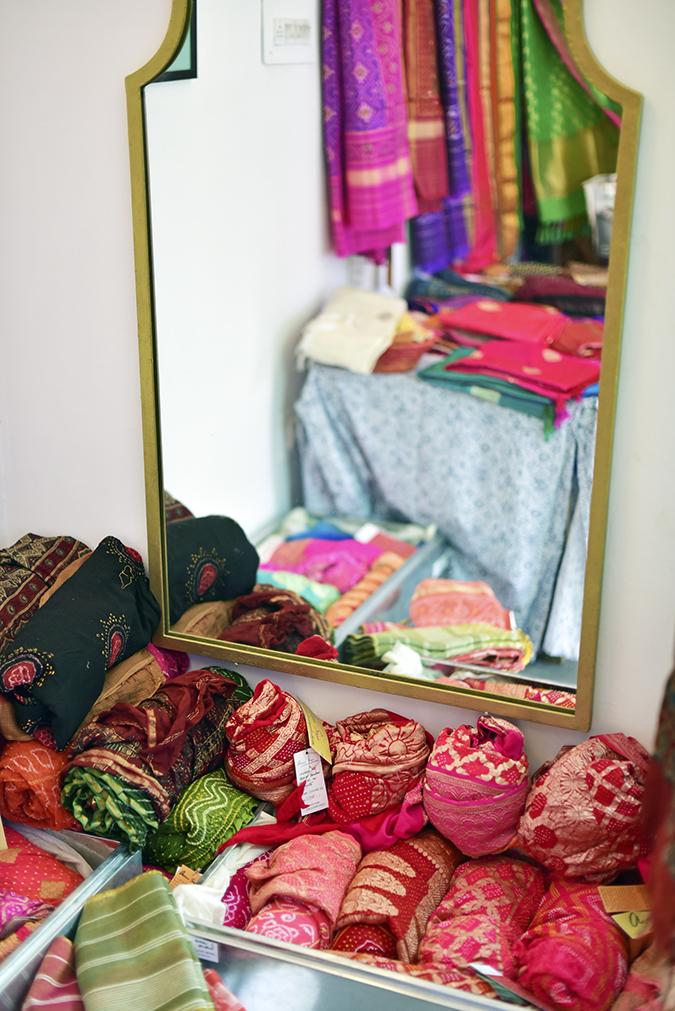 Serendipity Delhi | Akanksha Redhu | mirror dupattas