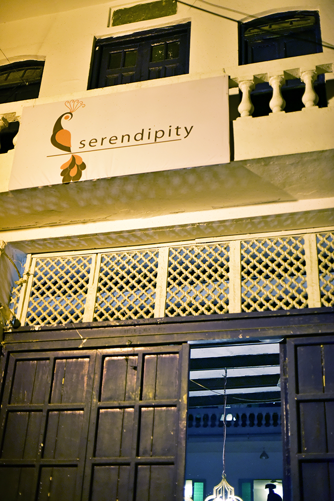 Serendipity Delhi | Akanksha Redhu | night entry