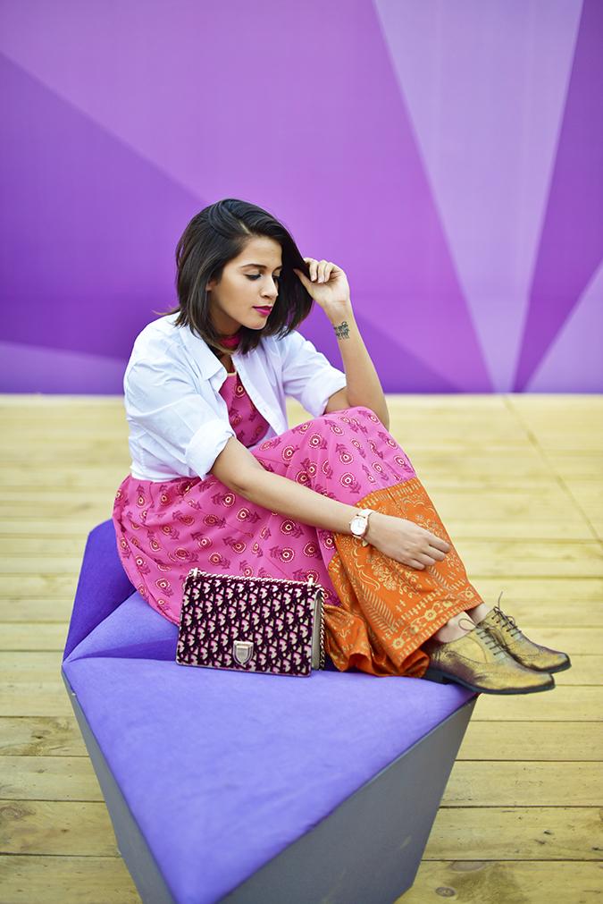 #AIFWSS17 | Akanksha Redhu | sitting