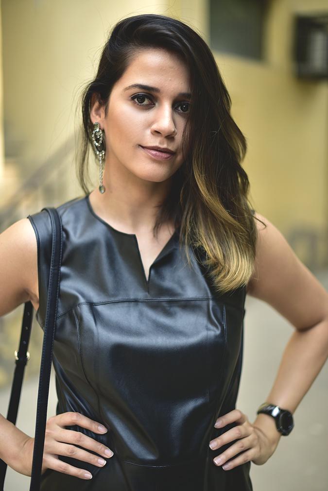 Benetton | Akanksha Redhu | half front offset