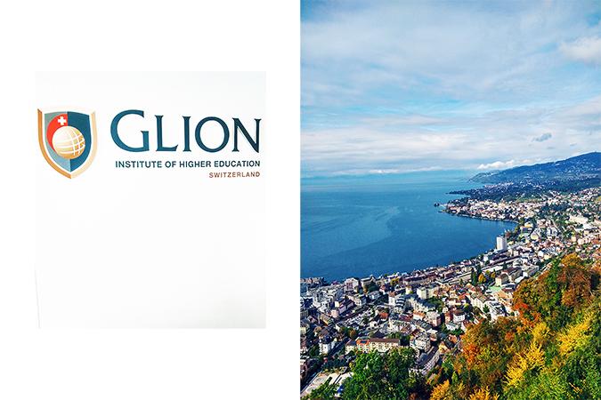 #GlionLuxury | Akanksha Redhu | glion branding and view combo 27
