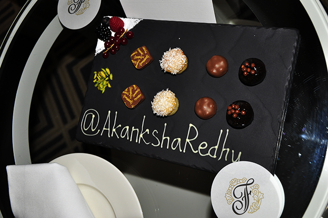 #GlionLuxury | Akanksha Redhu | montreux palace chocolate tray 34
