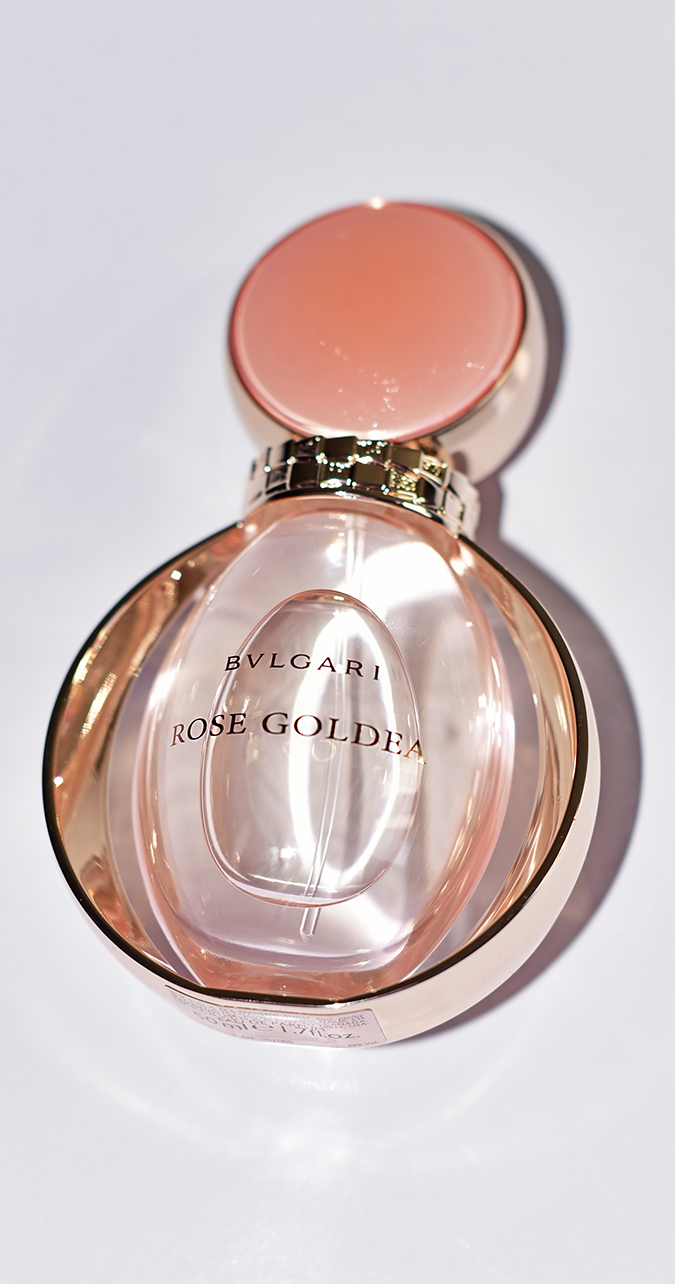 Bvlgari Rose Goldea | Akanksha Redhu | bottle long