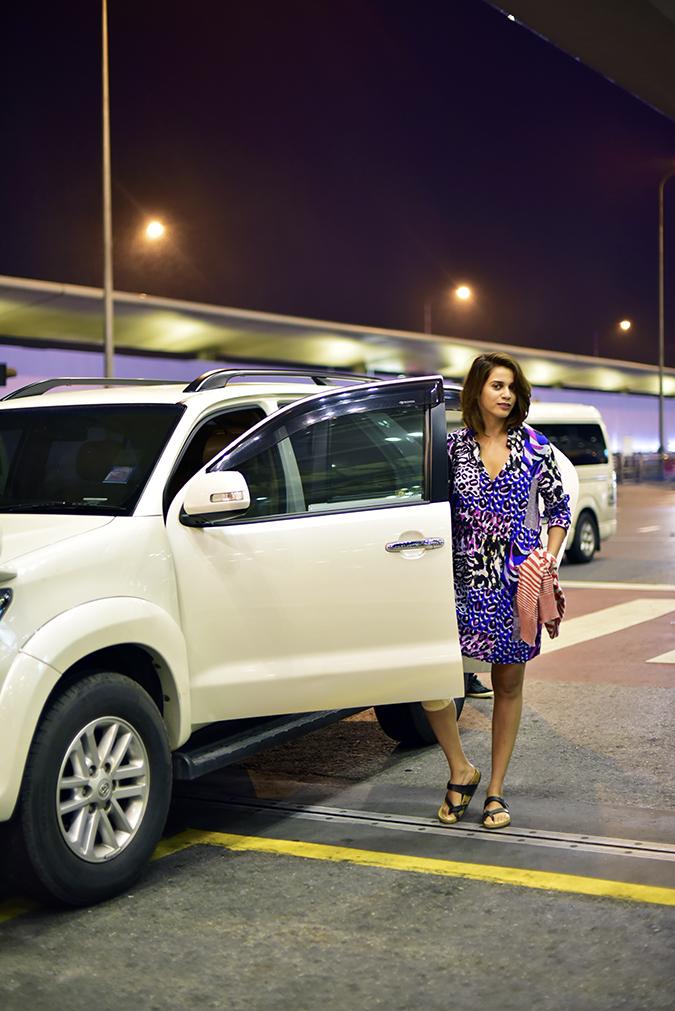 Bangkok | Akanksha Redhu | full front long cab