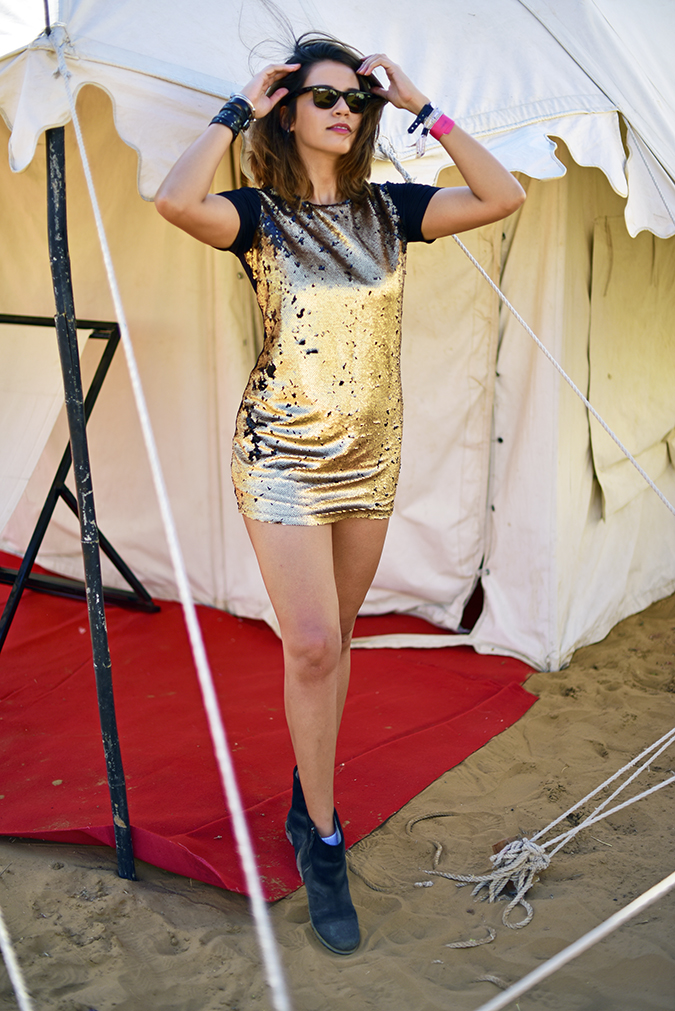 SBUYS   Akanksha Redhu   full front outside tent both arms up