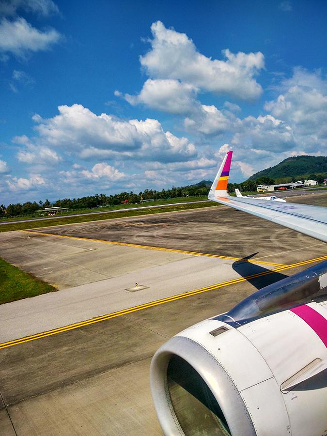 Bangkok | Akanksha Redhu | phuket airport