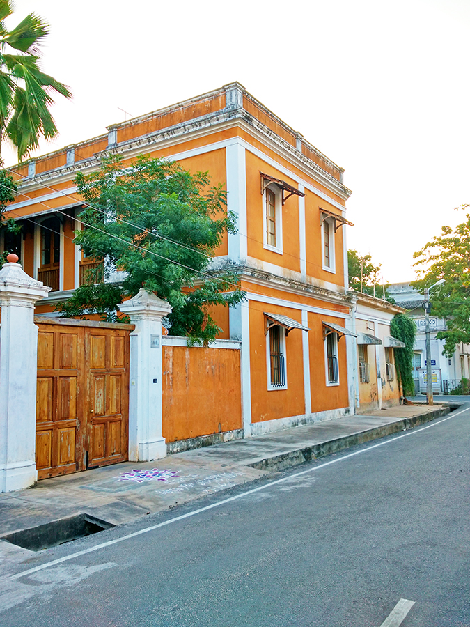 Pondicherry | Akanksha Redhu | building long single