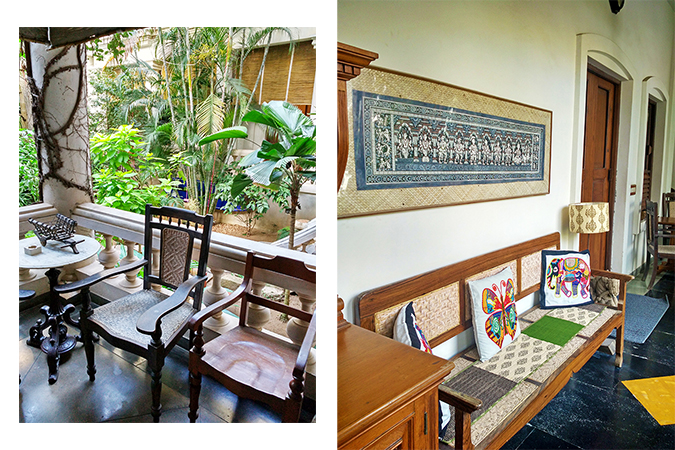 Pondicherry | Akanksha Redhu | sitting areas combo