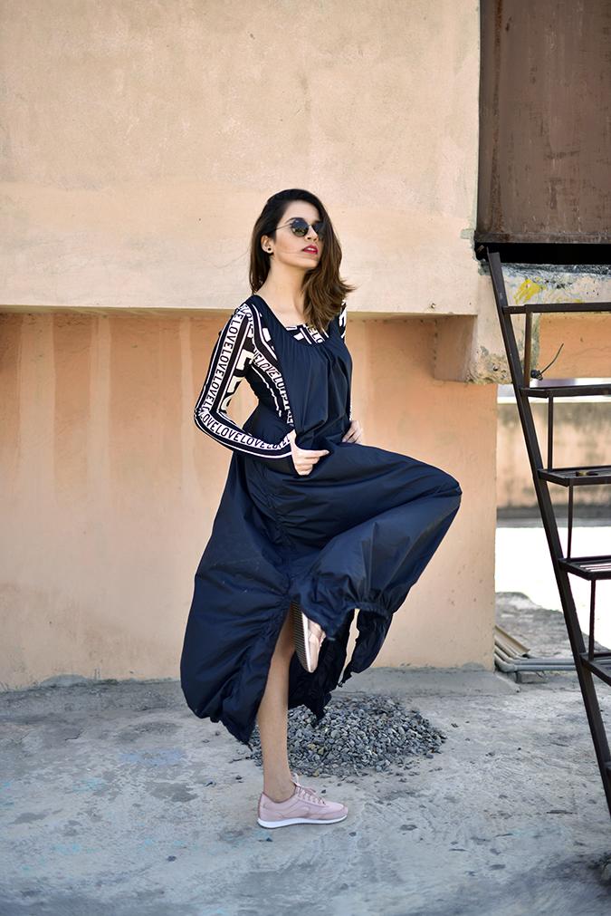 H&M Studio SS17 | Akanksha Redhu | full side swan dance