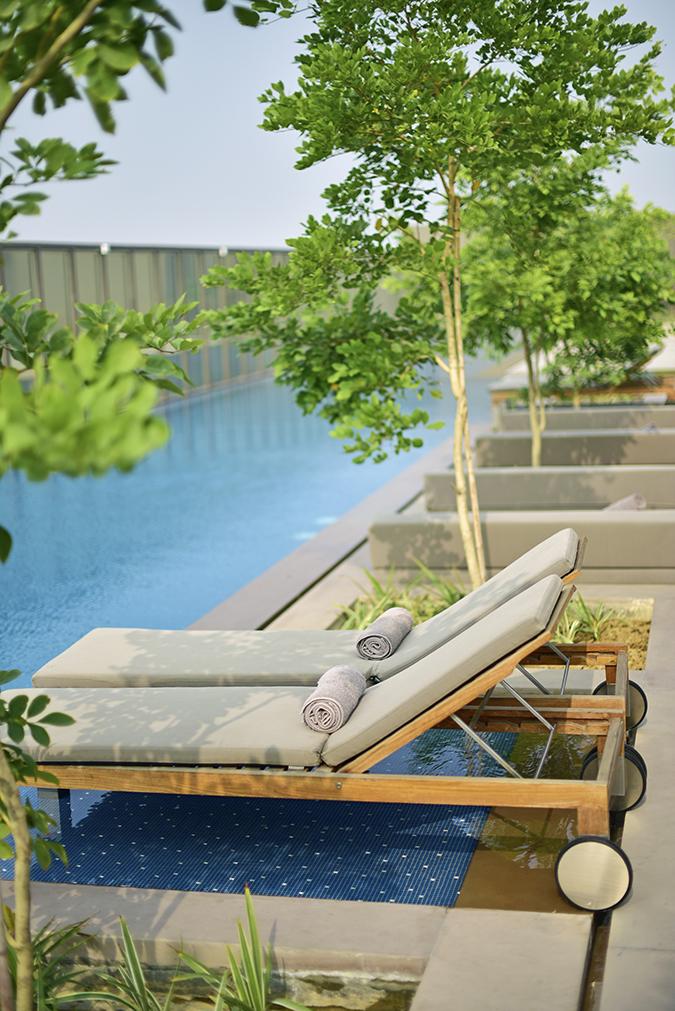 Roseate House | Akanksha Redhu | pool
