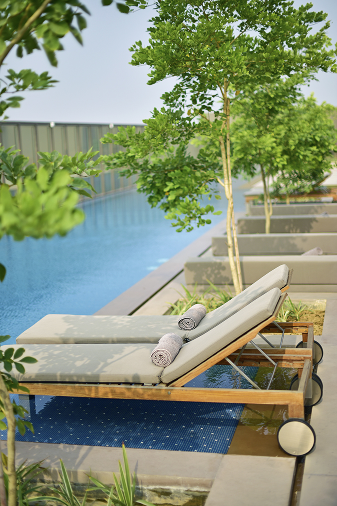 Roseate House | Akanksha Redhu | pool