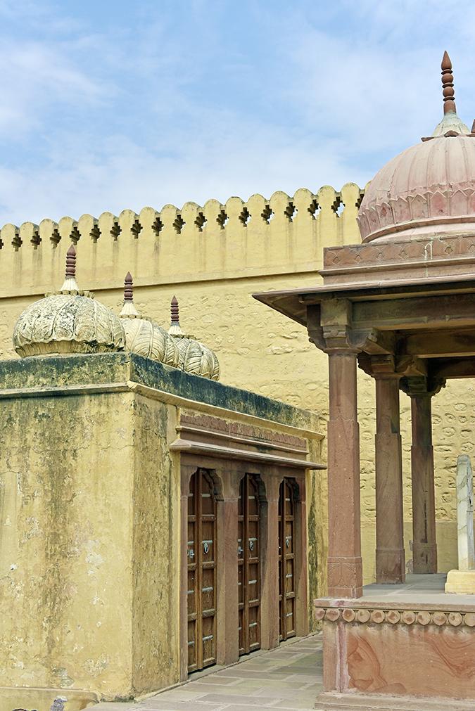 Narendra Bhawan | Akanksha Redhu | bikaner structure