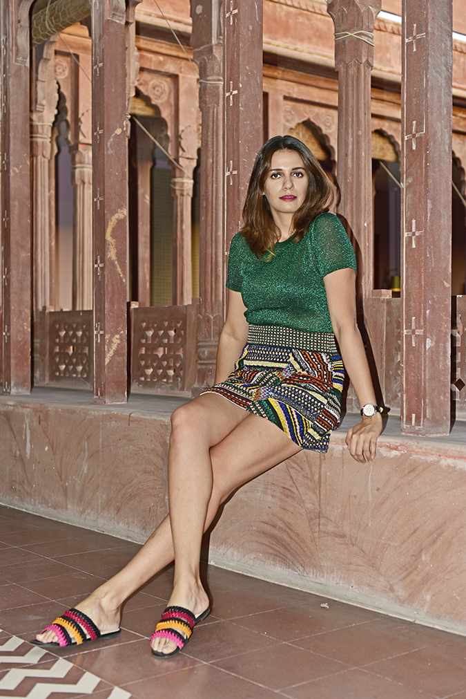 Narendra Bhawan | Akanksha Redhu | sitting missoni flash