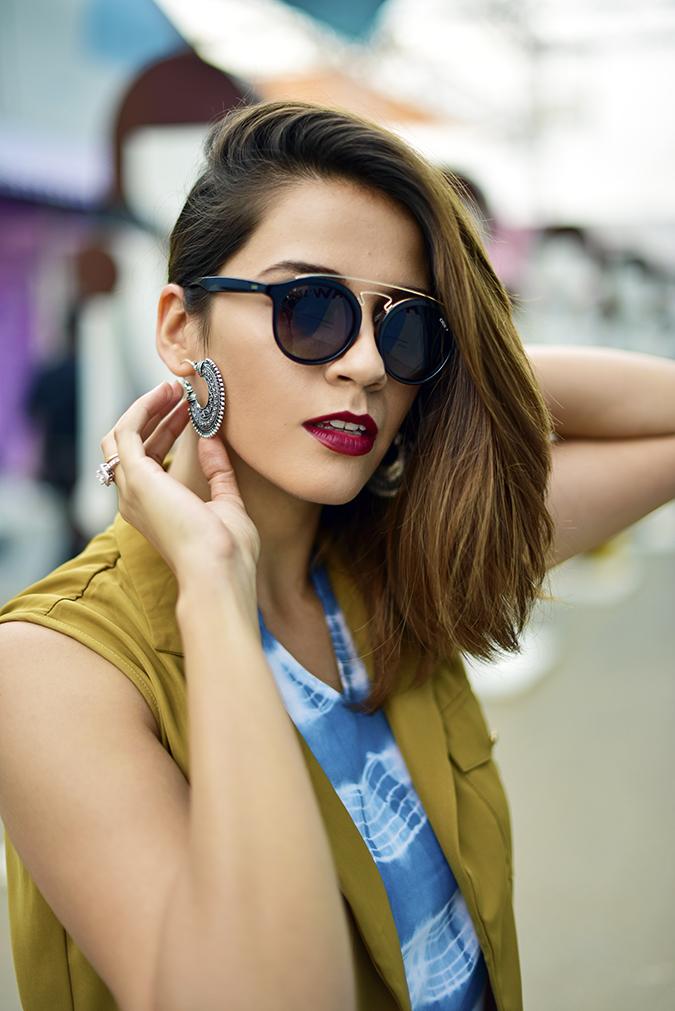 Amazon India Fashion Week   Akanksha Redhu   face