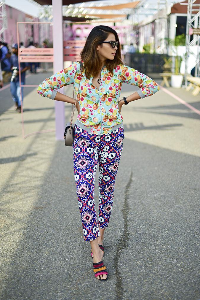 Amazon India Fashion Week | Akanksha Redhu | full front sun looking side