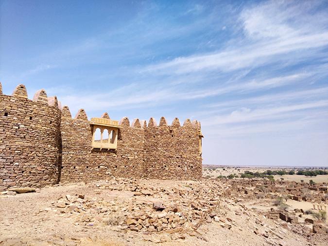 Nubia Z11 miniS | Akanksha Redhu | fort and sky