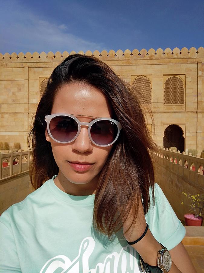Nubia Z11 miniS | Akanksha Redhu | sunlight selfie