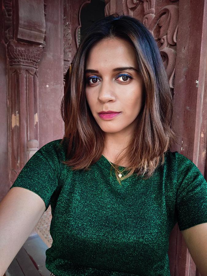 Nubia Z11 miniS   Akanksha Redhu   outfit selfie
