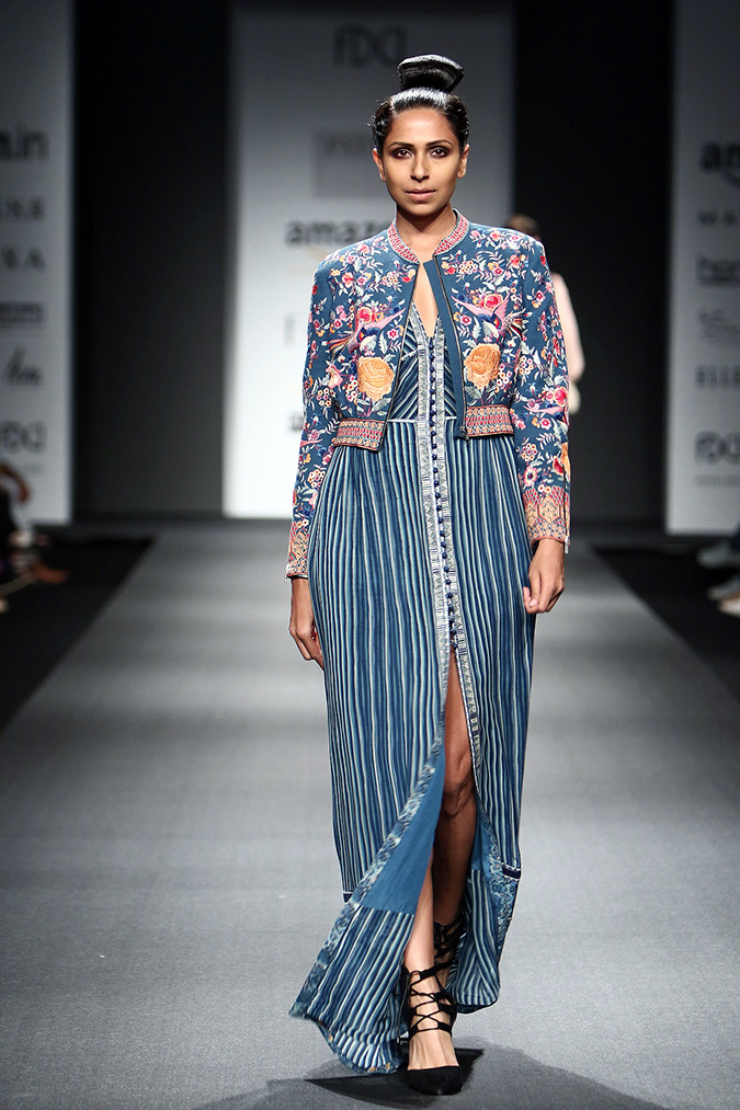 Amazon India Fashion Week | Akanksha Redhu | patine