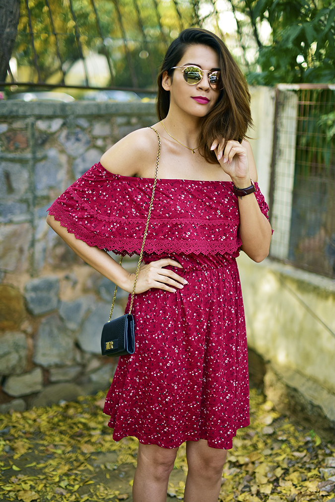 Max Fashion | Akanksha Redhu | half front hand onw aist