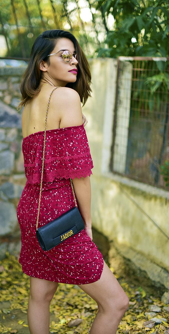 Max Fashion | Akanksha Redhu | half side long cover