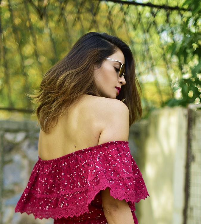 Max Fashion   Akanksha Redhu   back portrait