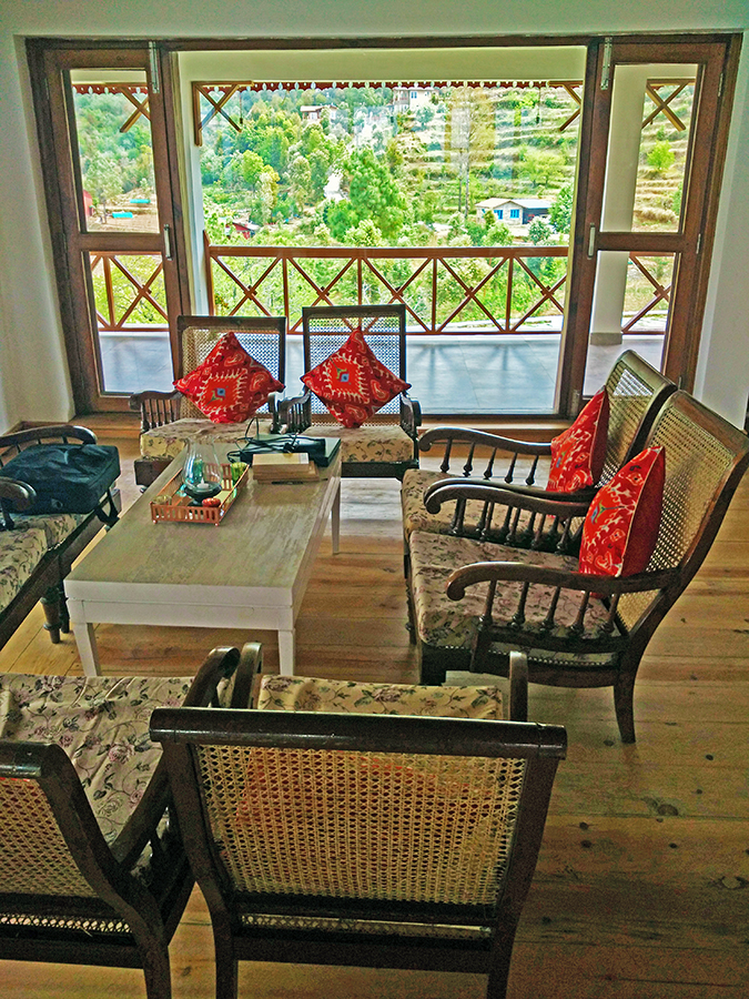 DYO The Organic Village Resort | Akanksha Redhu | cafe phone