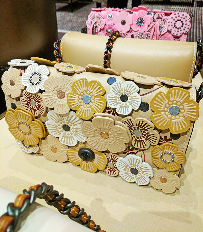 Coach India | Akanksha Redhu | bags closeup