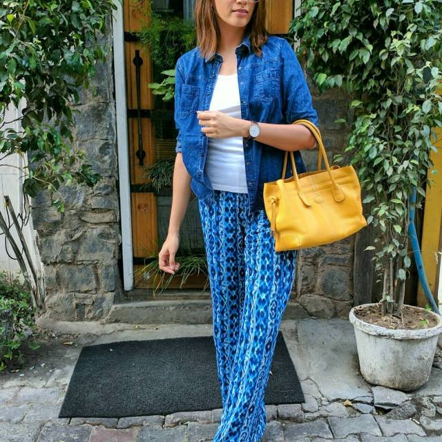 My Sunday look today Nice n easy! Tap for detailshellip
