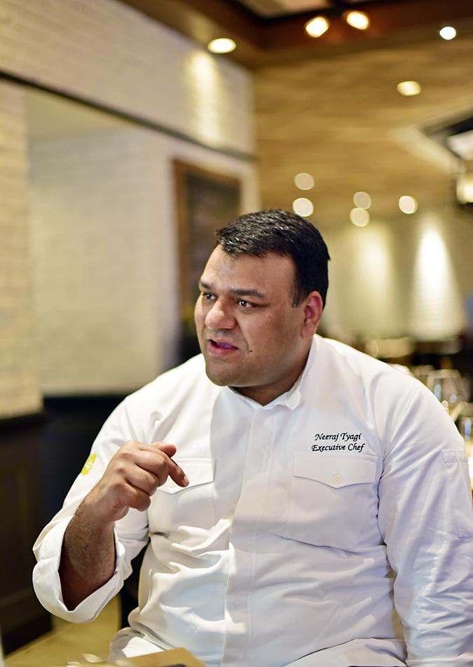 Akanksha Redhu | chef